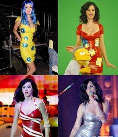 乳胶衣几乎成了Katy Perry的标志性服装-时尚趋势 香港时装节性感乳胶...