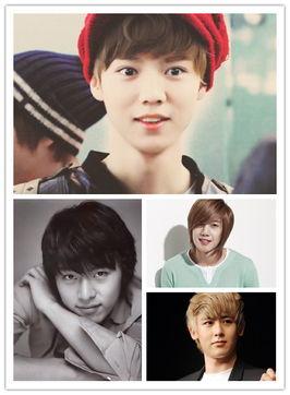 一样的男子更是极品!韩国男星中,就有不少长得比女人还美丽的花美...