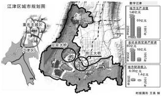 ...长江大桥 江津东扩融入主城