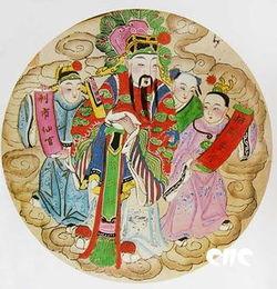 官仙燃文-杨柳青原名古柳口,是在天津正西三十里的一个市镇,地当大清河的下...