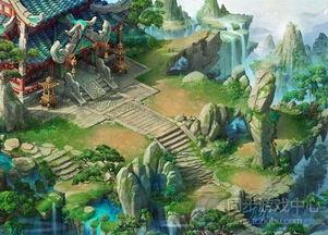 方寸山-梦幻西游手游版 浩瀚如烟世界地图大全