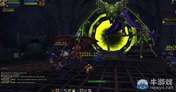 魔兽世界7.0痛苦术神器任务流程 魔兽世界7.0痛苦术神器任务攻略 牛游...