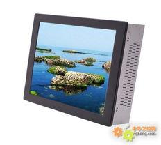 ...anless Industrial Panel PC N2800
