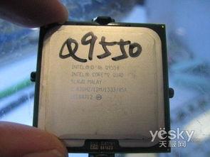 Intel酷睿2四核 Q9550处理器-为酷睿i5让路 酷睿2四核Q9550已降至...