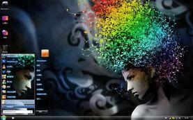 ...色彩桌面主题┊无限的创意灵感 点缀着平凡生活人生┊简体中文官方...