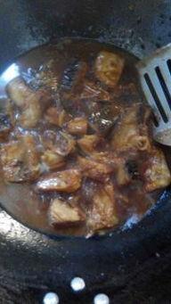 干椒烧咸鱼的做法,干椒烧咸鱼怎么做好吃,干椒烧咸鱼的家常做法 ...