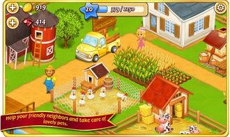 《神奇的农场》-欧美谷歌商店游戏榜 英雄难过棍子关升至免费榜前3