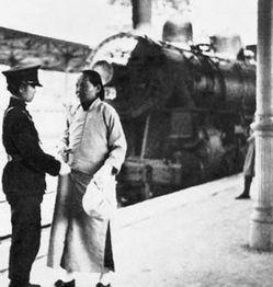 ,抗战沦陷时期的女警察在训练.-日军铁蹄下的中国女警 图文