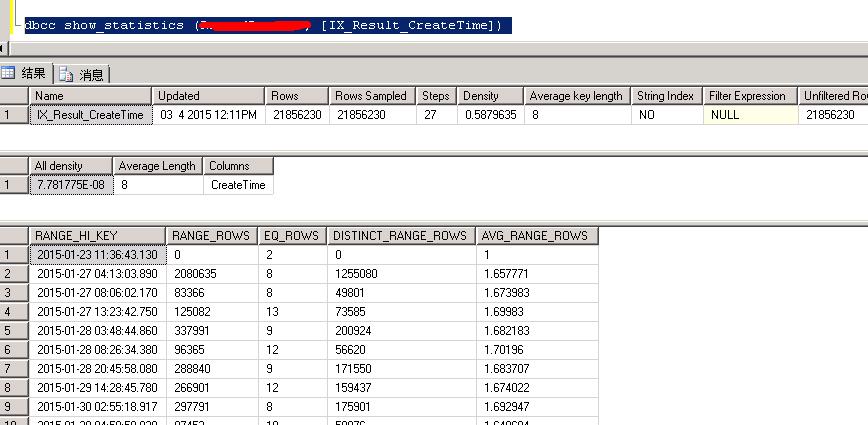 贴近SQL语句 记录数接近 ,在不同库中,查询速度一个快一个慢查,...