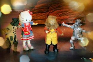 幻空之京-Hello Kitty舞台剧《OZ的魔法王国》主要讲述的是曾今有个遥远而神奇...