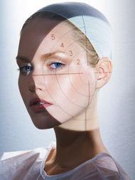 人体艺术 美轮美奂的光刺青 高清组图