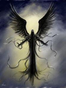 ...落天使的首领:撒旦,又名路西法(不算在九位里面)——抵抗天使...
