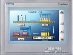 西门子Smart700IE V3触摸屏6AV66480BC113AX0