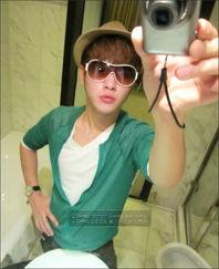 北京清秀小Gay自拍泰国游