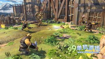 PS4大作 Knack 最新预告 双人搞基爽翻天 5 -多游网游戏攻略大全