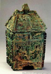 夏 商 周 春秋战国时期的青铜器