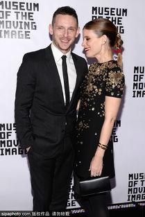 ...美国纽约,女星凯特·玛拉(Kate Mara)与老公杰米·贝尔(Jamie ...