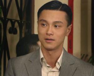 黄浩然 中国香港男演员