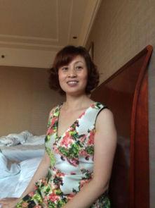 46岁女照片1女人征婚本人电话-46岁女照片