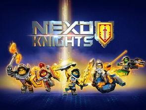 乐高NEXO骑士评测 经典系列玩具乐高骑士的战斗之旅