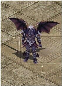 夺翼-比银龙、金龙铠甲更为夸张的