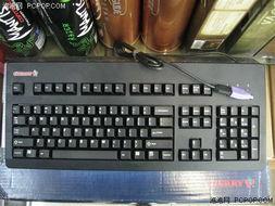 手感超一流 Cherry茶轴机械键盘促销
