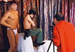 ...光,当中跟多名艺人及曾参选香港先生的