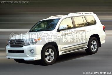 新款兰德酷路泽谍照-解析256期新车目录 6款热门SUV将上市