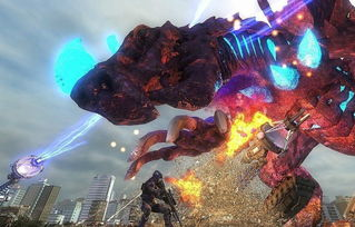 ...放出 EDF 外星人及怪兽图片 游戏图片下载