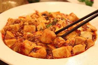 川菜系之麻婆豆腐的由来典故
