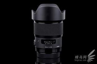 星空黑科技 适马Art系列20mm F1.4评测
