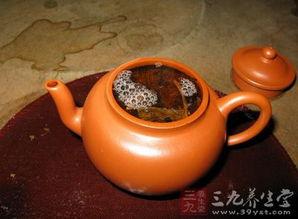 紫砂壶开壶方法