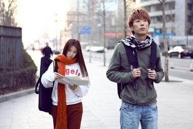 文化旗下韩星前HOT成员李在元打造的