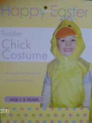 ...ddlers Chick Outfit Fancy Halloween Christmas Easter