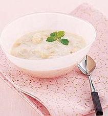 百香果怎么吃图解大料名字加-这是一道绝对健康的主食哦,而且做起来很方便.先加足量的水把燕麦...