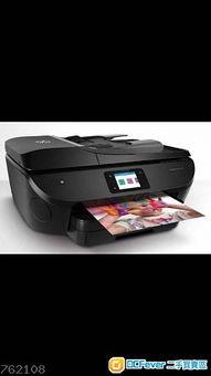 ...於一机 HP ENVY Photo 7820 All in One Printer