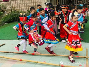 热烈庆祝三好幼儿园 壮族五彩三月三 活动圆满结束