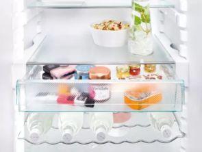 LIEBHERR利勃海尔嵌入式冰箱功能性升级 让生活更简单