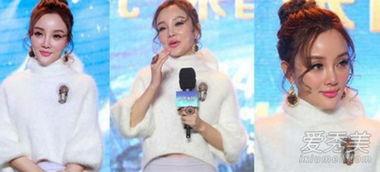 《煮妇神探》李小璐-不整容不是好演员 柳岩张天爱容貌变化惊人