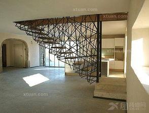 别墅楼梯设计图 别墅楼梯装修效果图