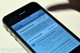 换到CDMA 1X当中,也就是说CDMA版本iPhone 4在通话的过程当中...