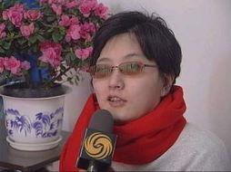 凤凰卫视女主播刘海若将离院一周与家人过年
