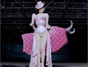 国际在线娱乐报道 近日,据国外媒体报道世界最贵脱衣舞娘蒂塔·万提...