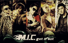 Get it hot》的MV推出之后,赢得一致好评,并得到何炅,李维嘉,羽...