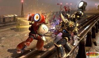 战锤40K战争黎明2之混沌崛起 最新截图发布
