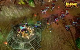 3D国战血腥成王之路-血性掠夺国战特色 3D网游 龙帝争霸 今日开测