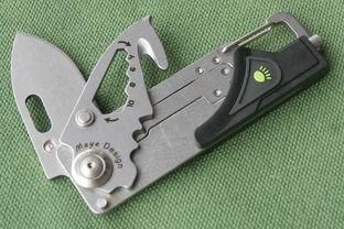 ...mu SRM 8Cr14MoV Blade multifunction tools knife 6050LUF PH T4代...