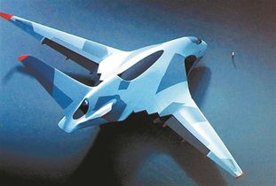 ...机 可超音速将武器运输世界各地