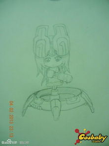 星际争霸2 萌娘化角色 虫族女皇竟成贫乳小萝莉