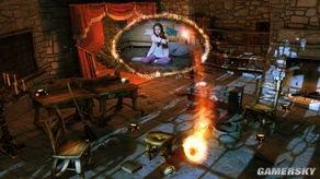 奇幻之书 哈利波特作者参与制作PS3体感